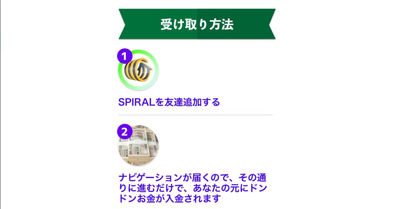SPIRAL(スパイラル)LP3画像